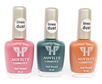 Лак Novelty Linea dust